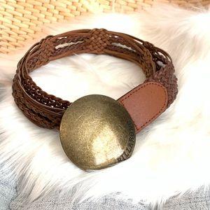 Billabong braided  belt